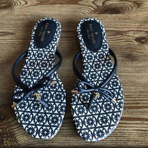 Kate Spade Mistic Napa sandals size 7.5